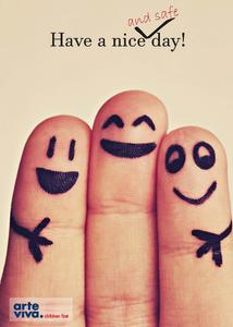 Happy Finger Arte Viva, child safety fingers
