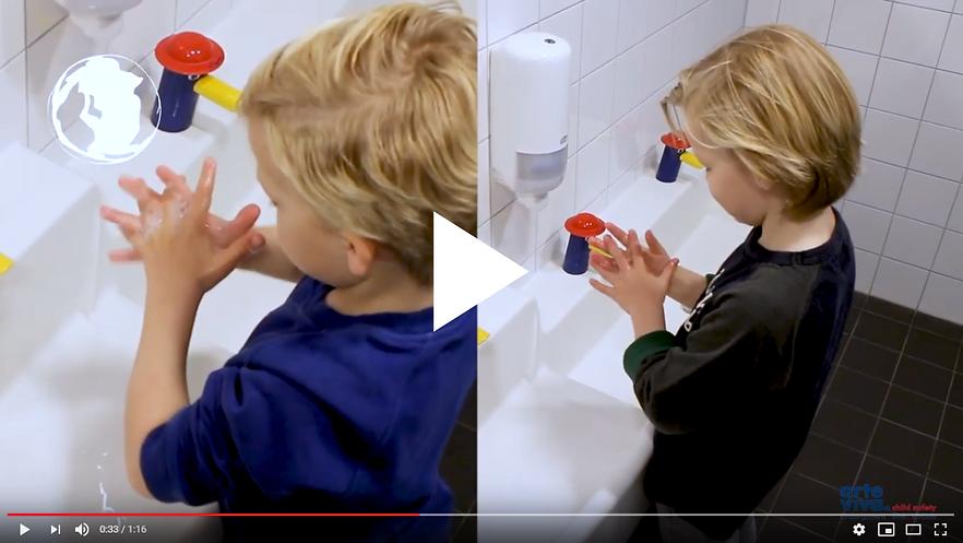 Hand washing song for children - Arte Vi