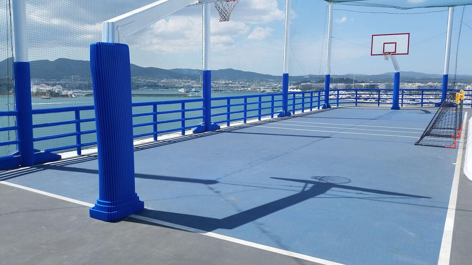 Pillar-wall-guard-boat-compressor