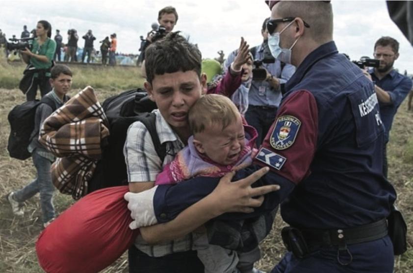 Refugees in Corona crisis