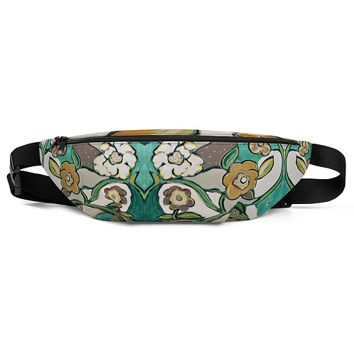 Fall Colors( mini-pattern)  Belt Bag
