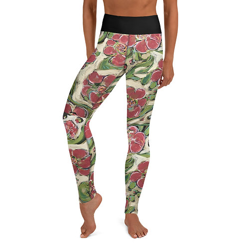 Cooper Island Full Length Yoga Leggings