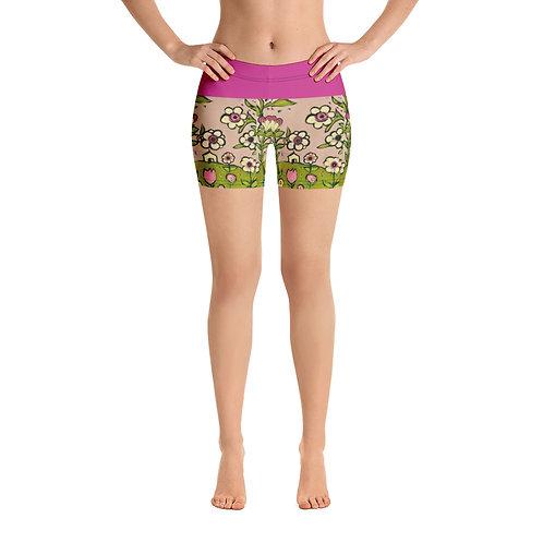 Papagallo Pink World Shorts