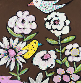 "Bird Song Suite: ""In the Gardens of Honfleur #2"""