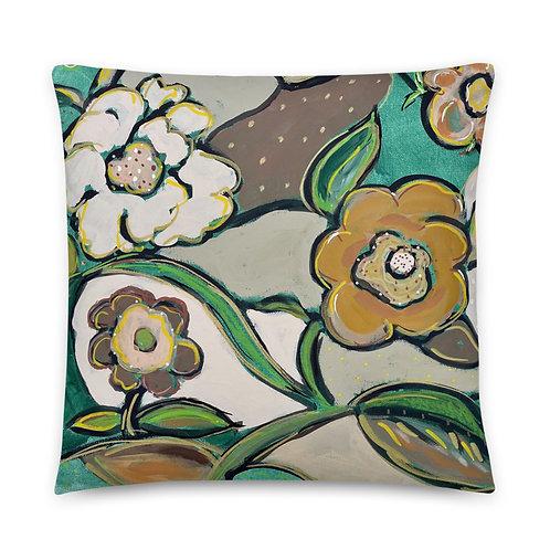 Fall Colors Basic Pillow 22x22
