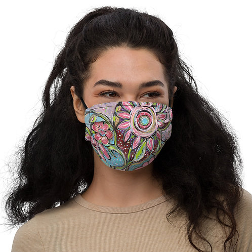 New Beginings Premium face mask