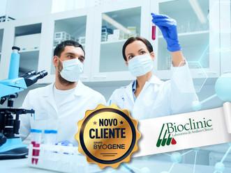 Novo Cliente - Laboratório BioClinic