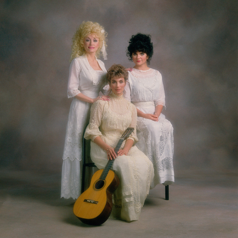 In the Spotlight with Dolly Parton, Linda Ronstadt, and Emmylou Harris