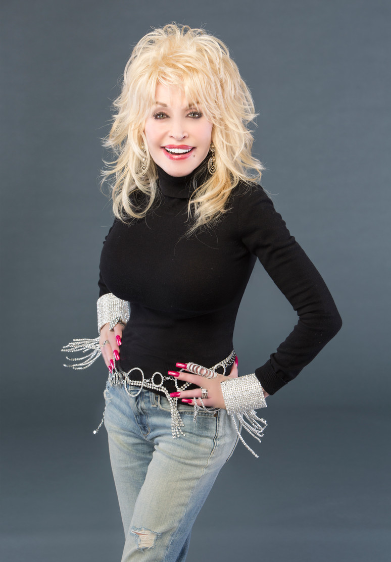 In the Spotlight with Dolly Parton