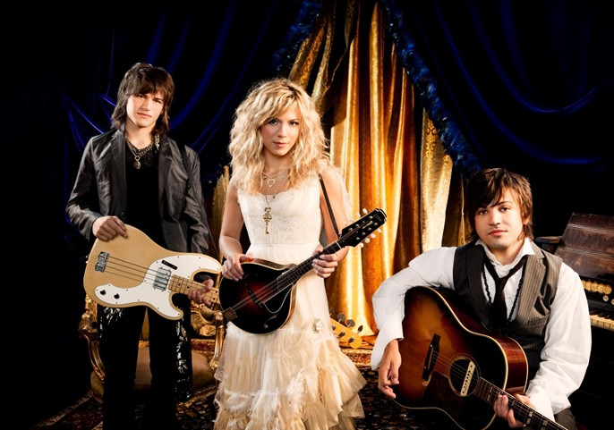 In the Spotlight with The Band Perry