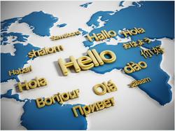 Languages written