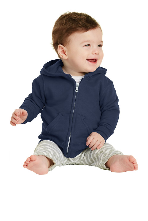 Infant Full-Zip Hooded Sweatshirt [BFC]