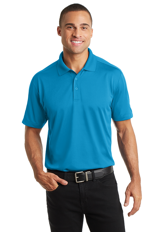 Port Authority® Diamond Jacquard Polo [LF]