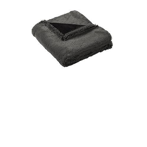 Port Authority ® Faux Fur Blanket [MB]