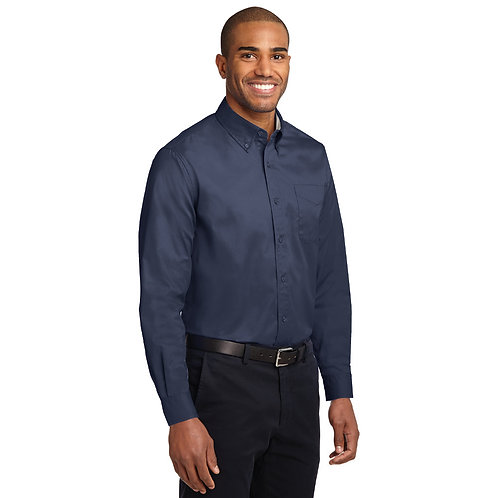 Port Authority® Long Sleeve Easy Care Shirt [SAF]