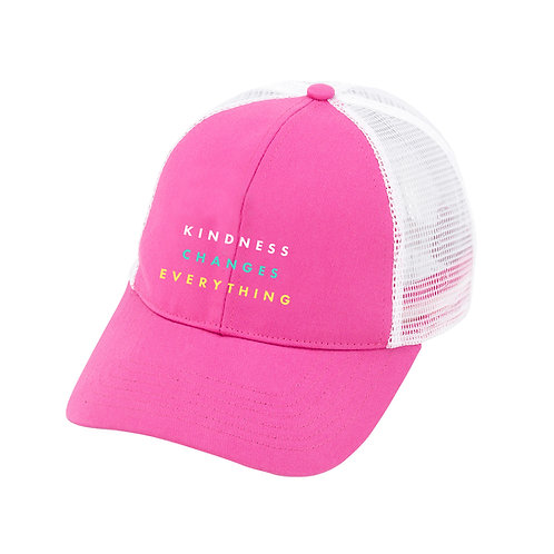 kindness changes everything cap