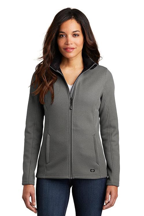 OGIO ® Ladies Grit Fleece Jacket [MB]