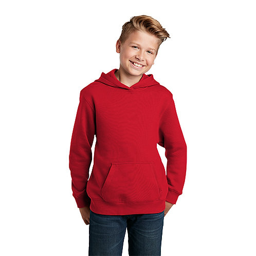 Sport-Tek® Youth Pullover Hooded Sweatshirt [MB]