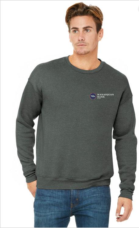 Unisex Bell+Canvas Sponge Fleece Drop Shoulder Sweatshirt [MB]