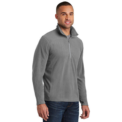 Port Authority® Microfleece 1/2-Zip Pullover [SAF]