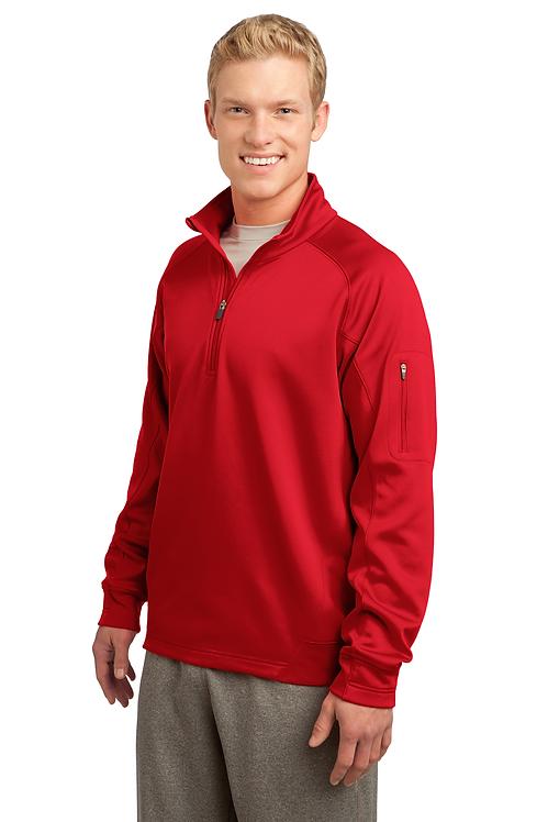 Sport-Tek® Tech Fleece 1/4-Zip Pullover [LF]