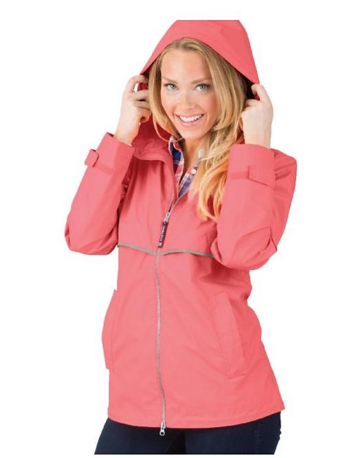 Ladies' New Englander Rain Jacket [BFC]