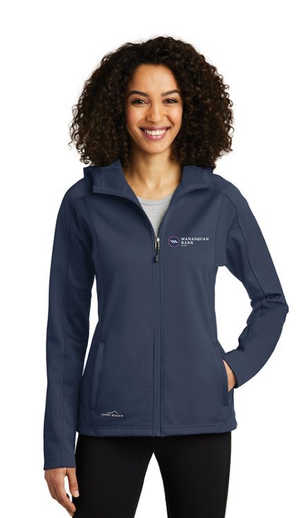Ladies' Eddie Bauer Trail Soft Shell Jacket [MB]