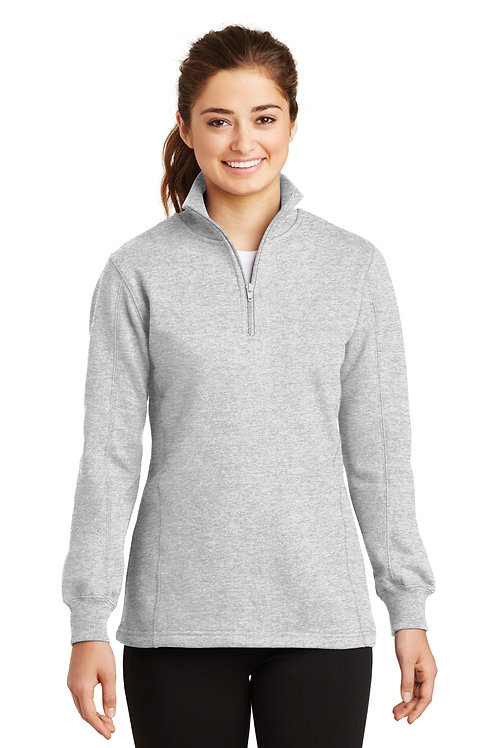 Ladies' Sport-Tek® 1/4-Zip Sweatshirt [BFC]