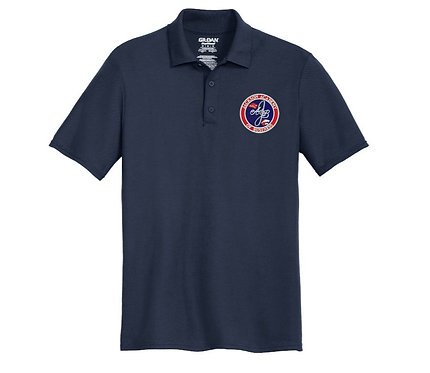 Men's Navy Polo Shirt