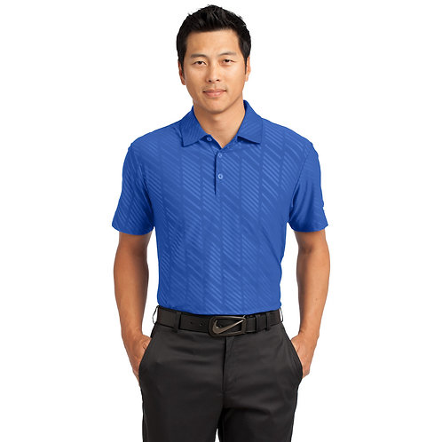 Nike Dri-FIT Embossed Polo [MB]