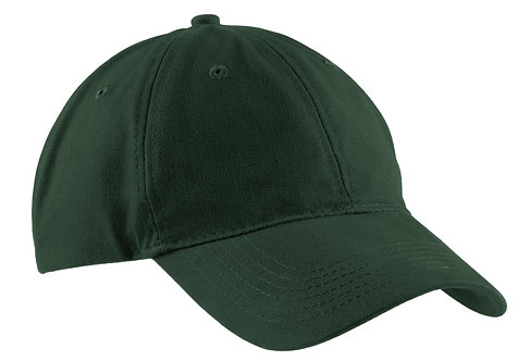 Brushed Twill Low Profile Cap [BFC]