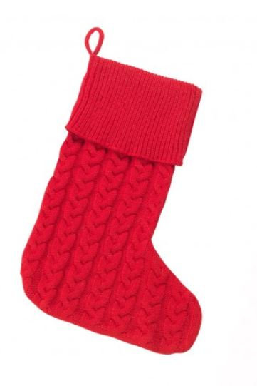 knit stockings