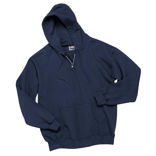 Hanes® Ultimate Cotton® - Full-Zip Hooded Sweatshirt