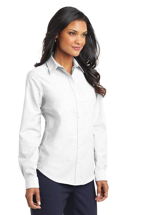Ladies' SuperPro Oxford Shirt [BFC]