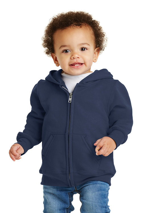 Toddler Full-Zip Hooded Sweatshirt [BFC]