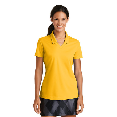 Nike Ladies Dri-FIT Micro Pique Polo [MB]