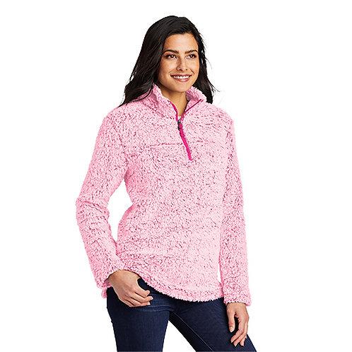 Port Authority® Ladies Cozy 1/4-Zip Fleece [MB]