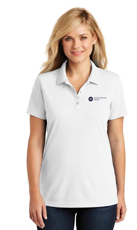 Ladies' Port Authority Dry Zone UV Micro-Mesh Polo [MB]