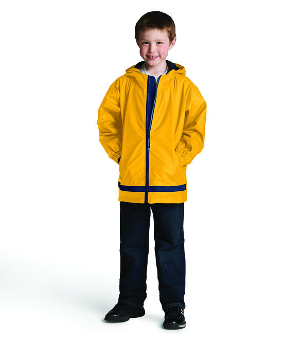 Youth New Englander Rain Jacket [BFC]