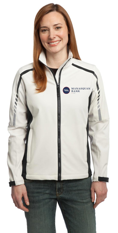 Ladies' Port Authority Embark Soft Shell Jacket [MB]