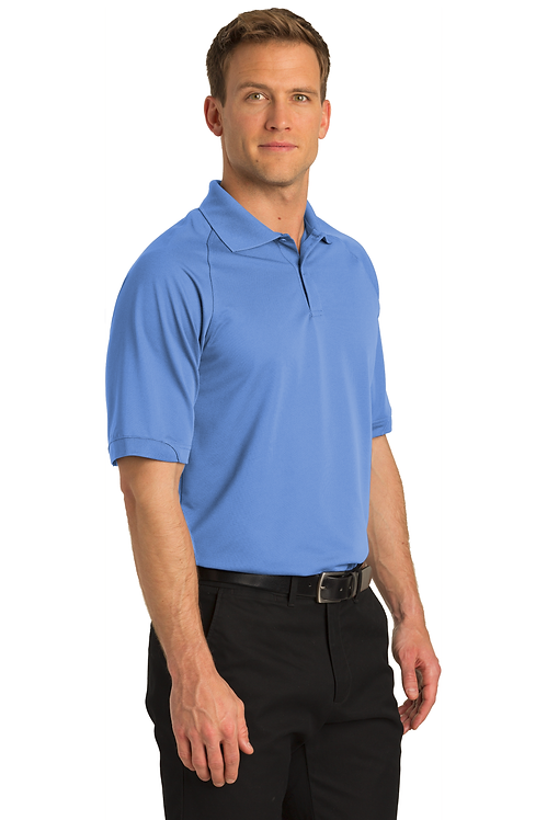 Port Authority® Dry Zone® Ottoman Polo [LF]