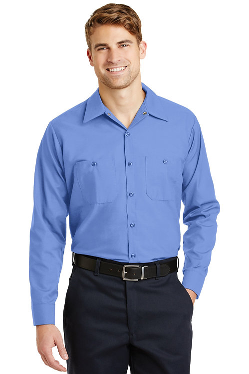 Long Sleeve Industrial Work Shirt [BFC]