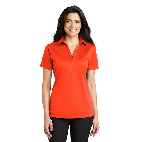 Ladies' Port Authority® Silk Touch™ Performance Polo [MB]