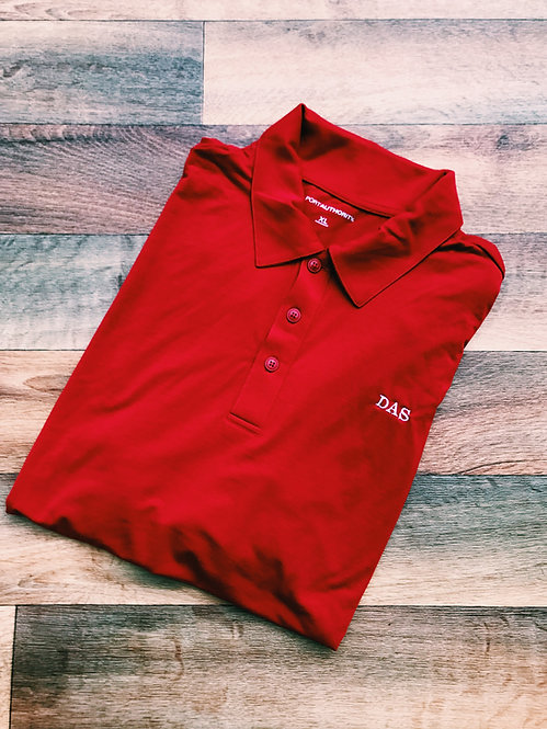 men's performance golf shirt