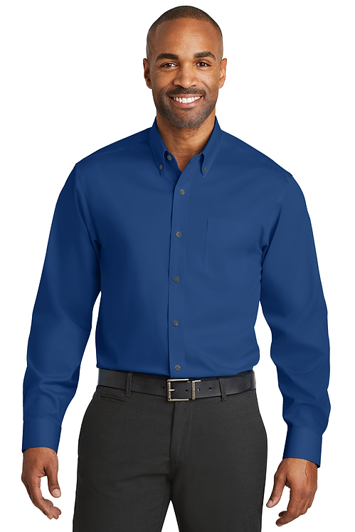 Red House® Non-Iron Twill Shirt [LF]