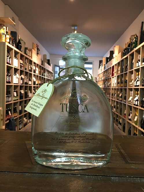 GRAPPA TUSCA 70CL MONTAGNER