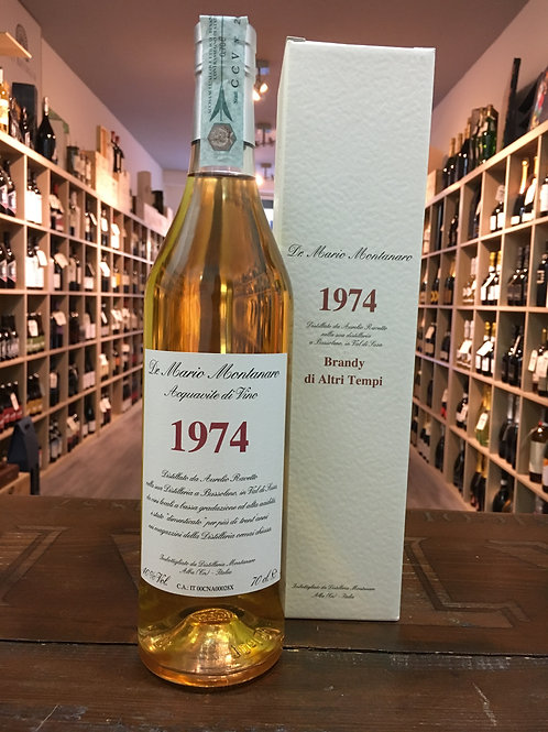 BRANDY GRANDE ANNATE 1974 70CL