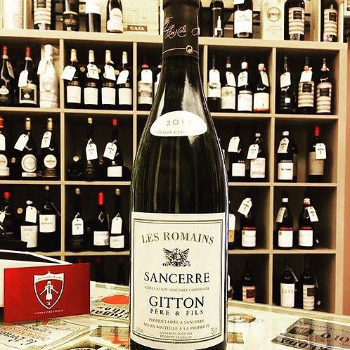 Sancerre 2012 Les Romains Cave Gitton Pere et Fils 75CL