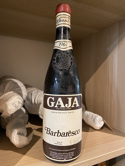BARBARESCO GAJA 1967