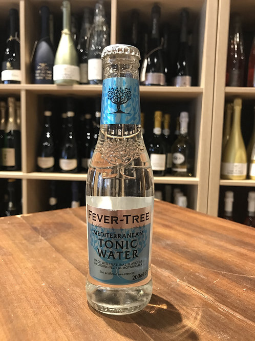 FEEVER TREE MEDITERRANEAN TONIC WATER 200ML